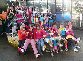 Mufti Day at Saltash Community College